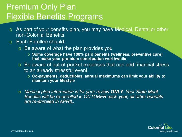 Premium Only Plan