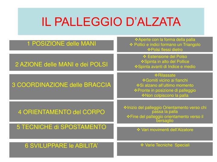IL PALLEGGIO D'ALZATA