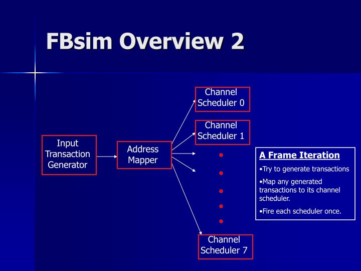 FBsim Overview 2