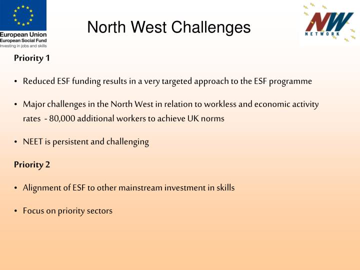 North West Challenges