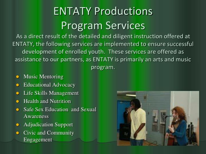 ENTATY Productions
