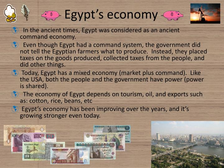 Egypt's economy