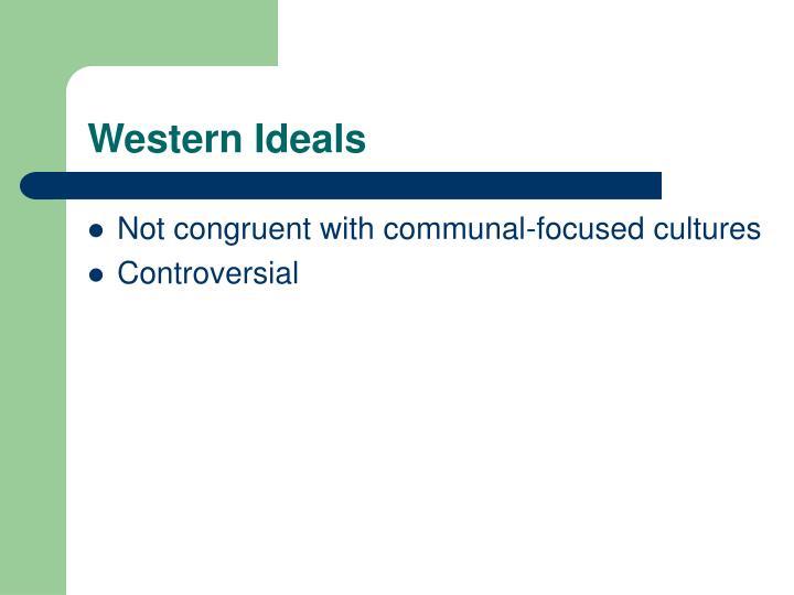 Western Ideals