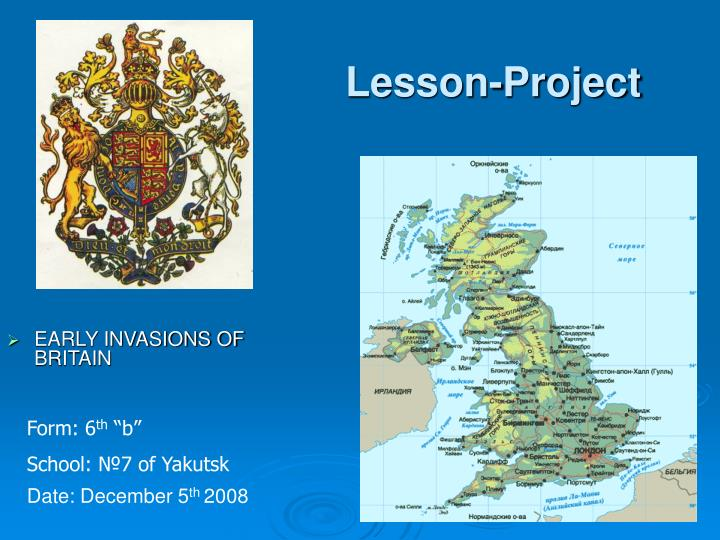 Lesson-Project