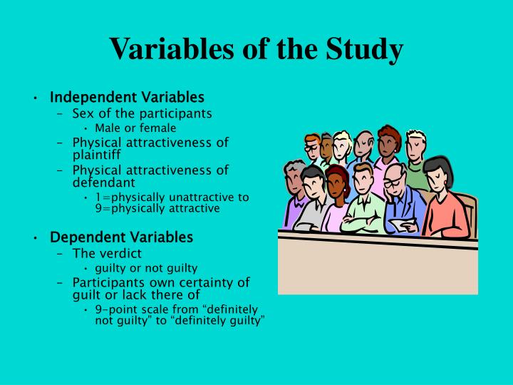 Variables of the Study