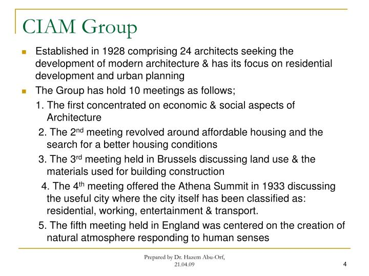 CIAM Group