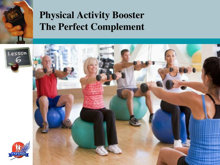 Physical Activity Booster