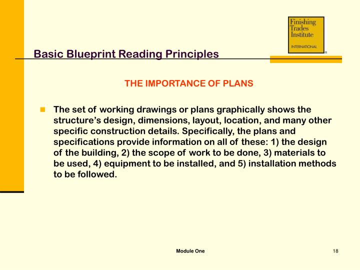 Pdf basic construction blueprint reading 2 full book download basic construction blueprint reading 2 ppt module one basic blueprint reading principles powerpoint presentation id 3002996 malvernweather Images