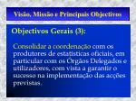 vis o miss o e principais objectivos4