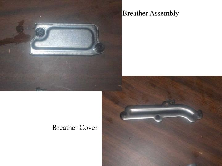 Breather Assembly