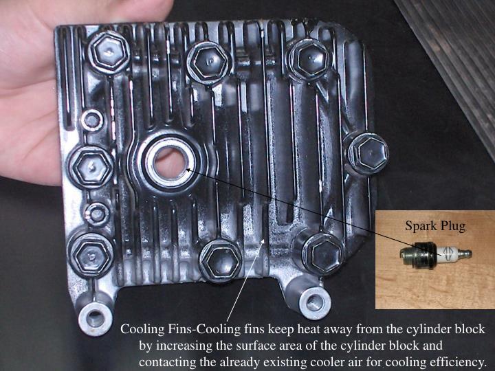 Cooling Fins-