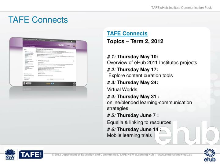 TAFE Connects