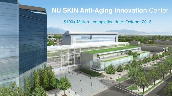 NU SKIN Anti-Aging Innovation