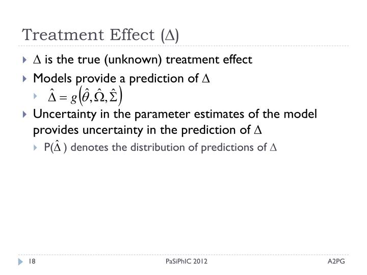 Treatment Effect (
