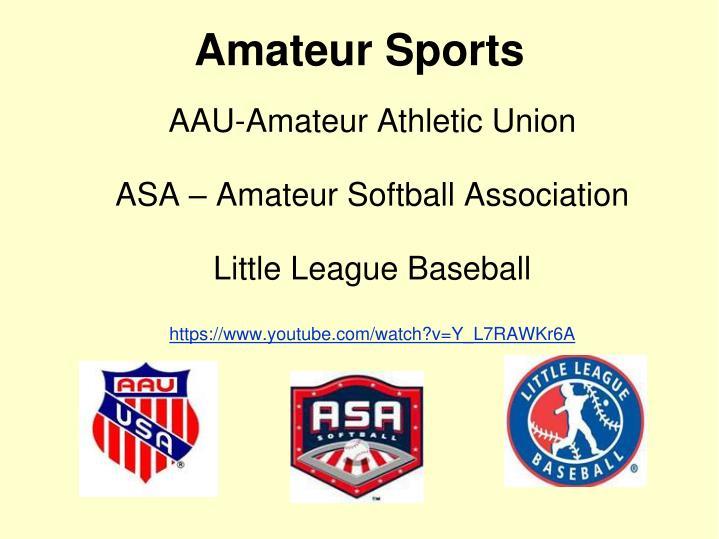 AAU-Amateur