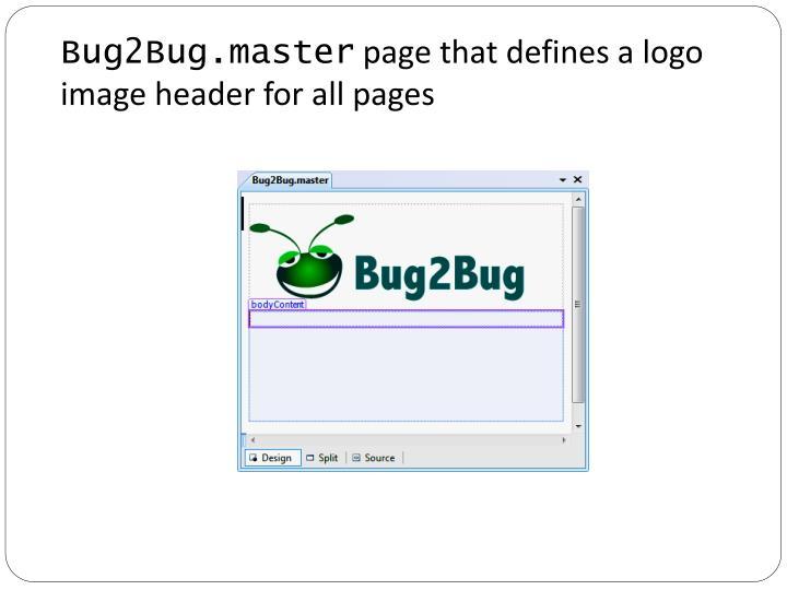 Bug2Bug.master
