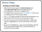 master pages4