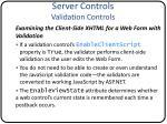 server controls validation controls11