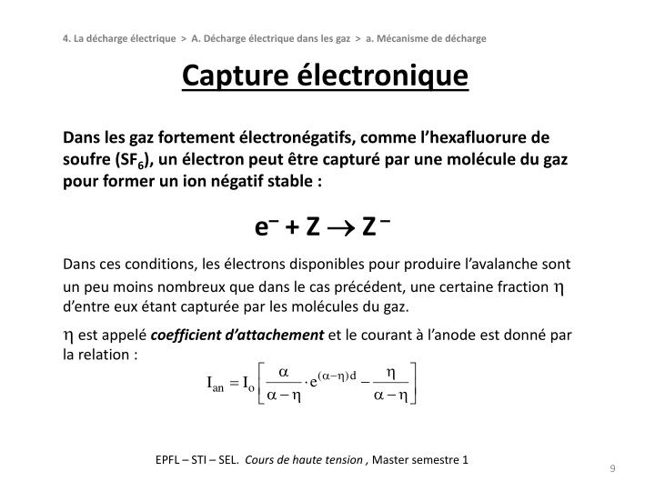 Capture électronique