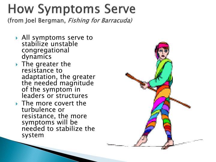 How Symptoms