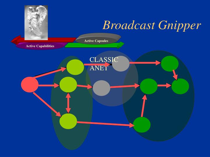 Broadcast Gnipper