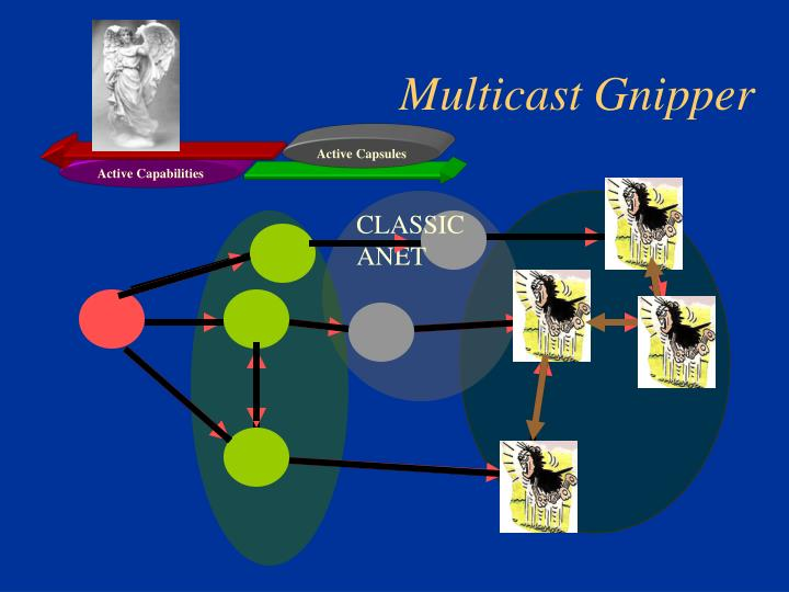 Multicast Gnipper