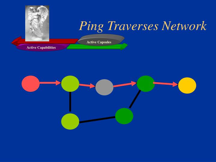 Ping Traverses Network