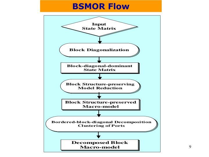 BSMOR Flow