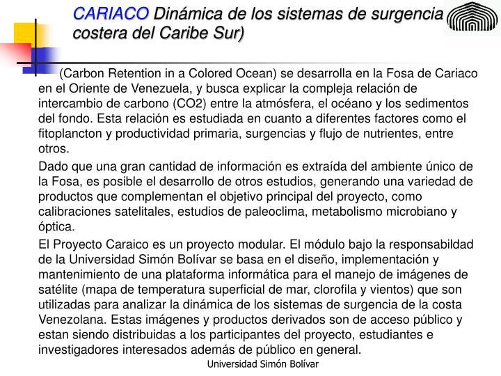 CARIACO