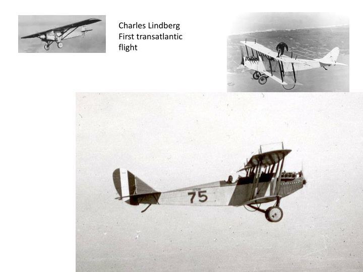 Charles Lindberg
