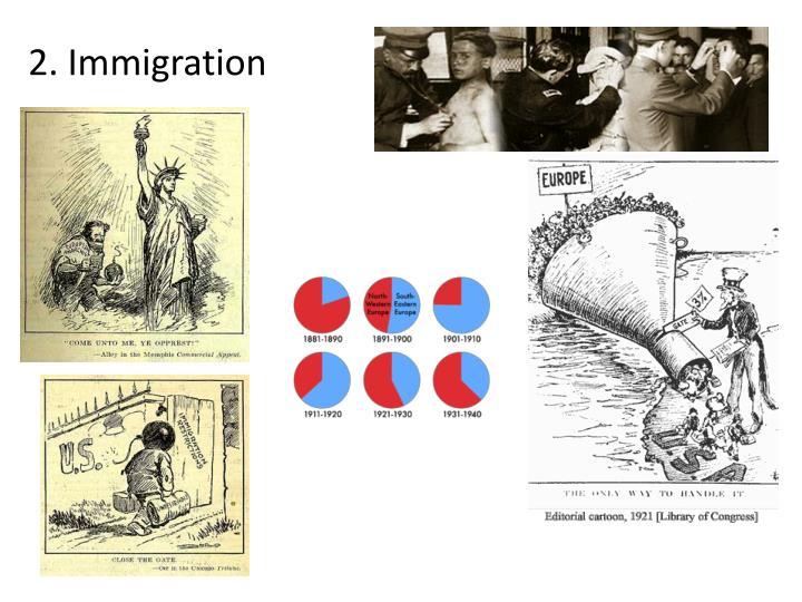 2. Immigration