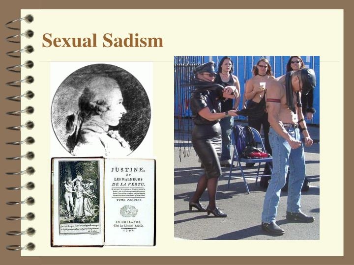 Sexual Sadism