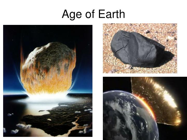 Age of Earth