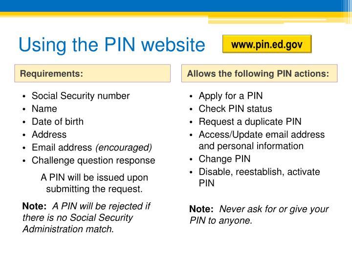 www.pin.ed.gov