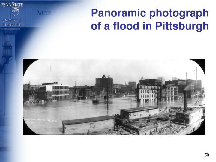 Panoramic photograph
