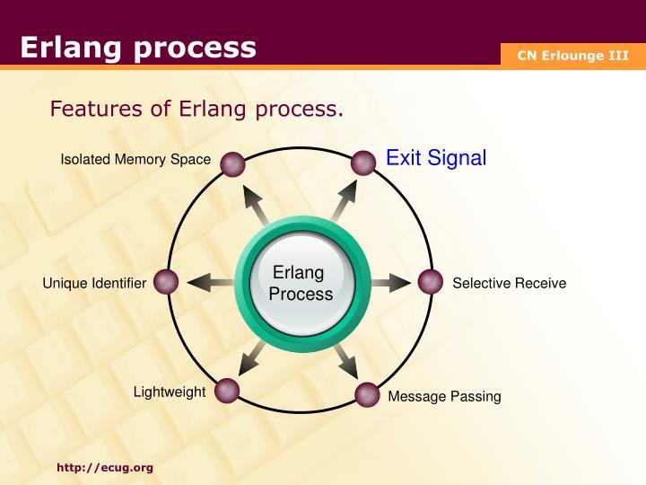 Erlang process