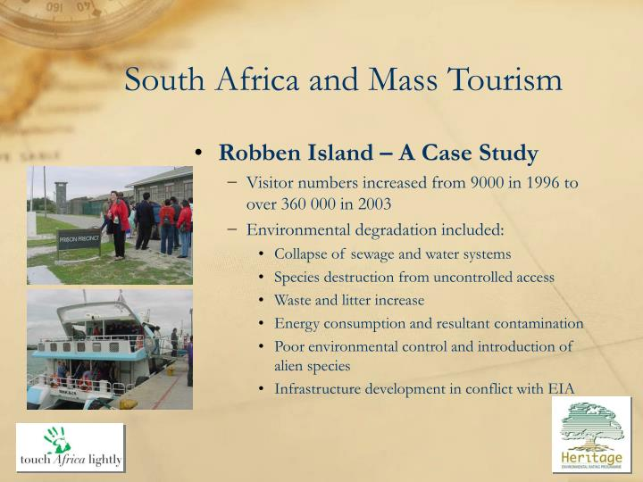 South Africa and Mass Tourism
