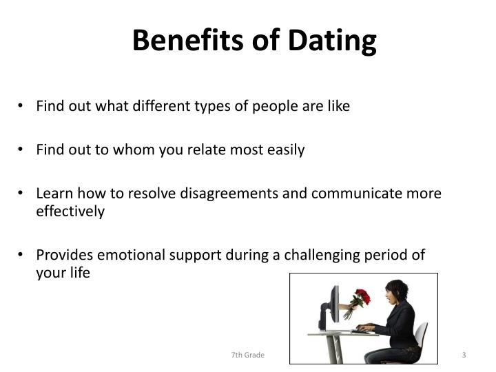Benefits of dating