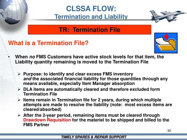CLSSA FLOW: