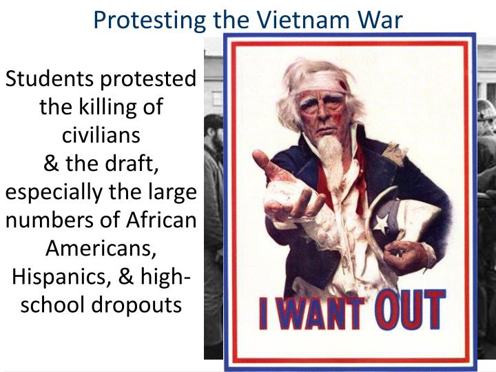 Protesting the Vietnam War