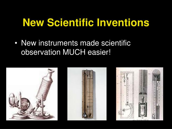 New Scientific Inventions