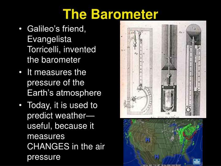 The Barometer