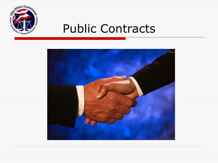 Public Contracts
