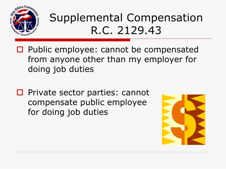 Supplemental Compensation