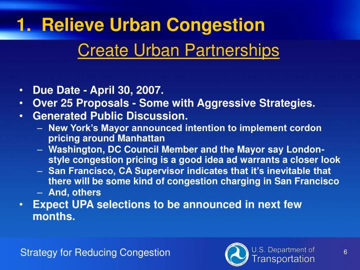 Due Date - April 30, 2007.
