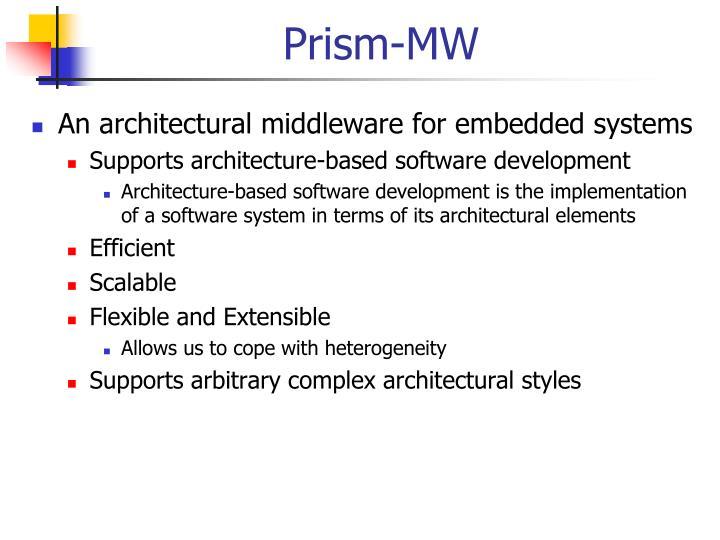Prism-MW
