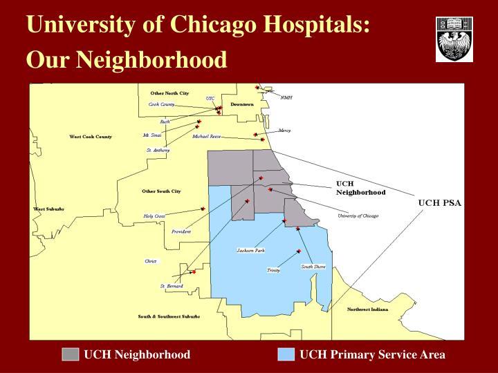 University of Chicago Hospitals: