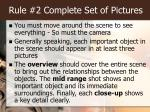 rule 2 complete set of pictures