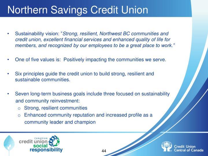 Northern Savings Credit Union
