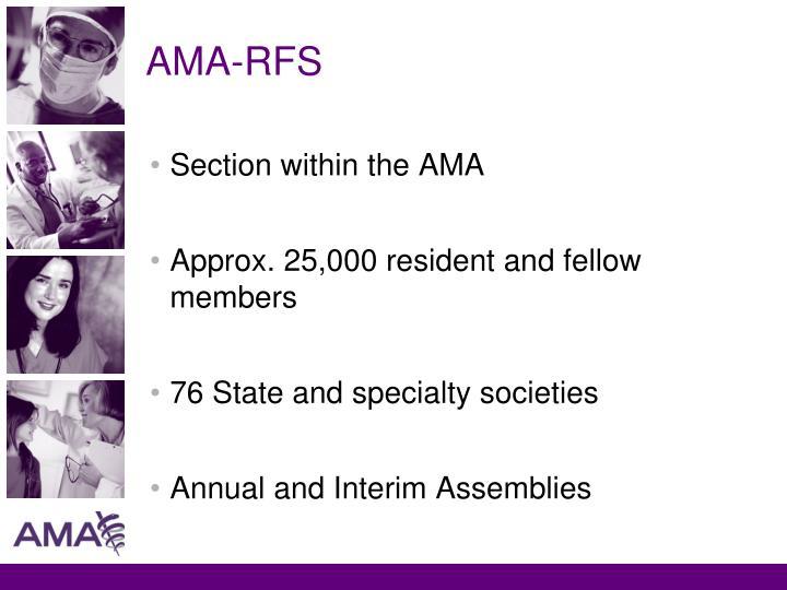 AMA-RFS